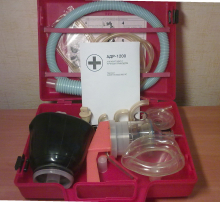 Аппарат АДР-1200 дыхательный ручной