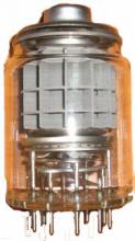 Лампа генераторная ГУ-72