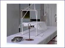 Устройство демпфирующее для скелетного вытяжения (шина Беллера).