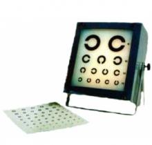 Прибор для исследования остроты зрения для дали ПОЗД-1 (переносной)