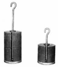 Грузы для скелетного вытяжения 5 кг